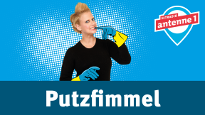Hitradio antenne 1 barba radio - Putzfimmel Logo