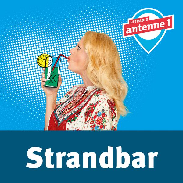 antenne 1 barba radio - Strandbar Logo