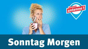 Hitradio antenne 1 barba radio - Sonntag Morgen Logo