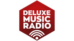 DELUXE MUSIC RADIO Logo