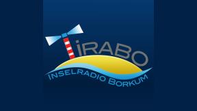 Borkum Radio Irabo – Das Inselradio Logo