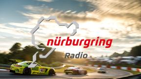 Radio Nürburgring powered by RPR1. Logo