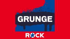 ROCK ANTENNE Grunge Logo
