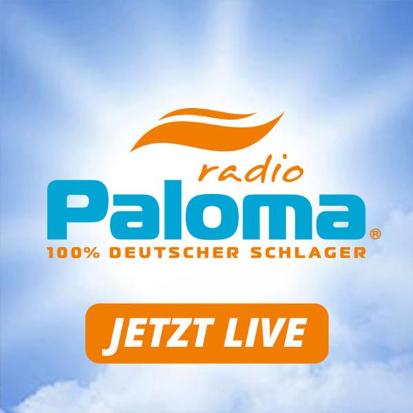 Radio Paloma - 100% Deutscher Schlager Logo