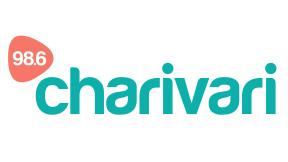 98.6 Charivari Logo