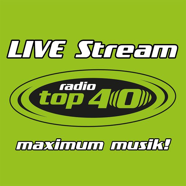 Radio TOP 40 Logo