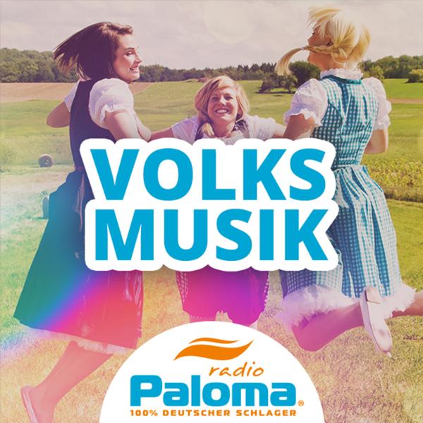Radio Paloma - Volksmusik Logo