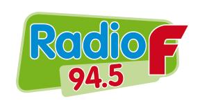 94.5 | Radio F  Logo