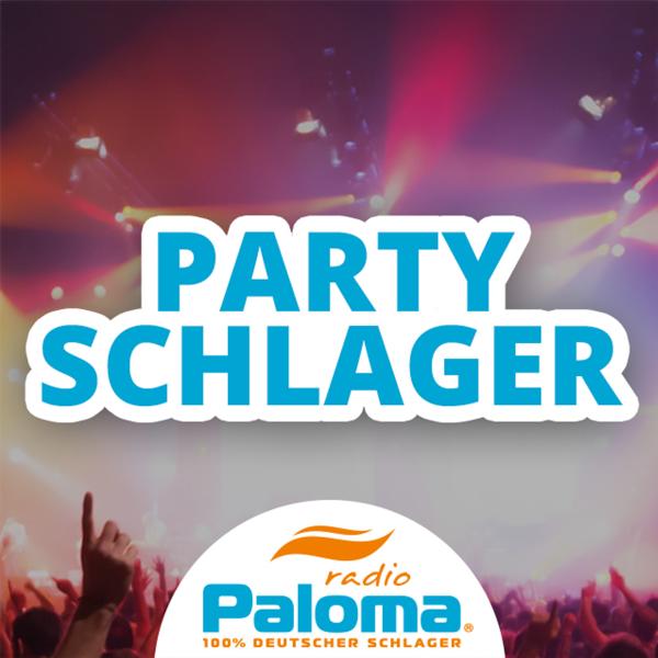 Radio Paloma - Partyschlager  Logo