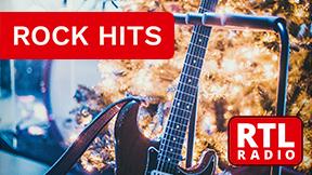 RTL Weihnachtsradio - Rock Hits Logo