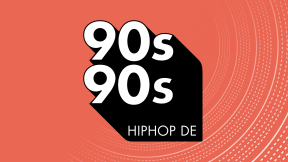 90s90s HipHop Deutsch Logo