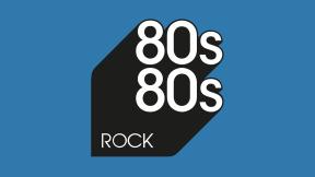 80s80s Rock Logo