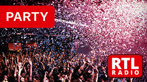 RTL Deutschlands Hit-Radio Party Logo