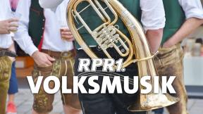 RPR1. Volksmusik Logo