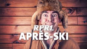 RPR1. Aprés Ski Logo