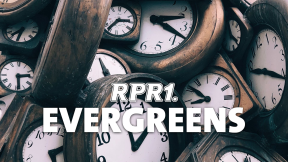 RPR1. Evergreens Logo