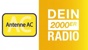 Antenne AC - Dein 2000er Radio Logo