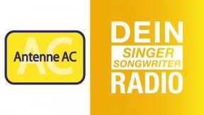 Antenne AC - Dein Singer/Songwriter Radio Logo