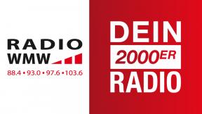 Radio WMW - Dein 2000er Radio Logo