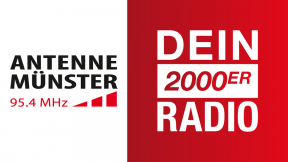 Antenne Münster - Dein 2000er Radio Logo