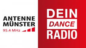 Antenne Münster - Dein Dance Radio Logo