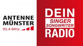 Antenne Münster - Dein Singer/Songwriter Radio Logo