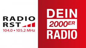 Radio RST - Dein 2000er Radio Logo