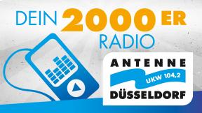 Antenne Düsseldorf - Dein 2000er Radio Logo