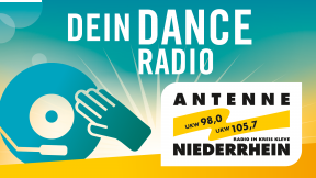 Antenne Niederrhein - Dein Dance Radio Logo