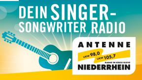 Antenne Niederrhein - Dein Singer/Songwriter Radio Logo