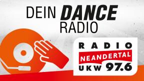 Radio Neandertal - Dein Dance Radio Logo