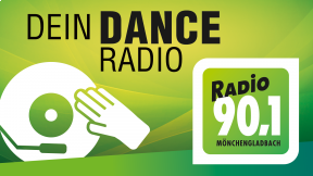 Radio 90,1 - Dein Dance Radio Logo