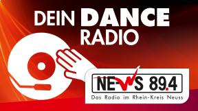 NE-WS 89.4 - Dein Dance Radio Logo