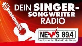 NE-WS 89.4 - Dein Singer/Songwriter Radio Logo