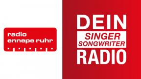 Radio Ennepe Ruhr - Dein Singer/Songwriter Radio Logo