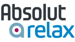 Absolut relax Logo