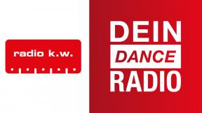 Radio K.W. - Dein Dance Radio Logo