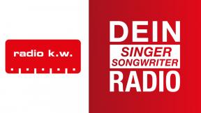 Radio K.W. - Dein Singer/Songwriter Radio Logo
