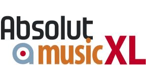Absolut musicXL Logo