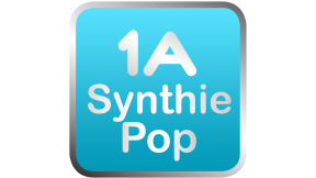 1A Synthie Pop Logo