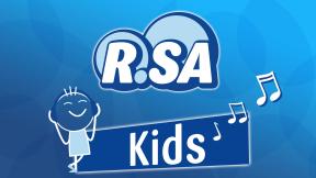 R.SA Kids Logo