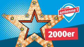 antenne 1 2000er Logo