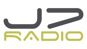 J7 RADIO Logo