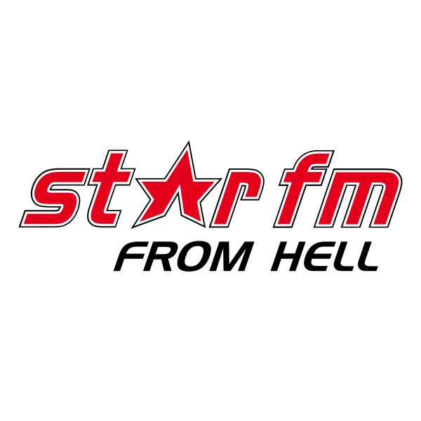 STAR FM FROM HELL Logo
