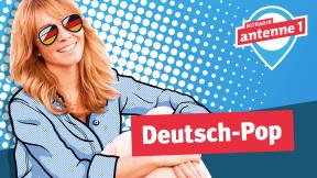 Hitradio antenne 1 Deutschpop Logo