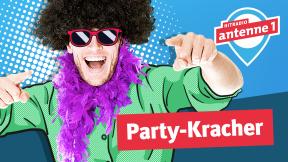 Hitradio antenne 1 Partykracher Logo