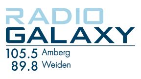 Radio Galaxy Amberg / Weiden Logo