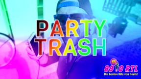 89.0 RTL Party-Trash Logo
