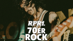 RPR1. 70er Rock Logo