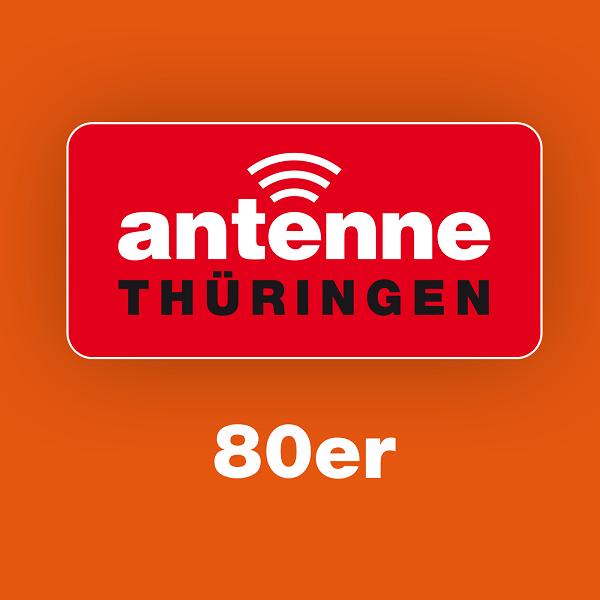 ANTENNE THÜRINGEN 80er Logo